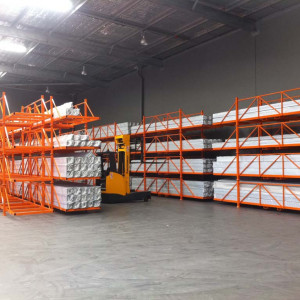 Stackable crates for OZSHUT Malaga