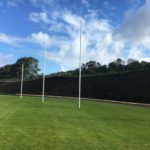 galvanised steel goal posts Perth