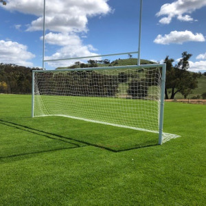 Heavy Duty Soccer Rugby Combination Goals